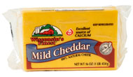 16oz Mild Cheddar Chunk