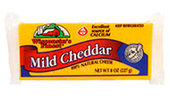 8oz Mild Cheddar Chunk