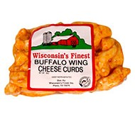 Buffalo Wing Cheese Curd 12 oz.